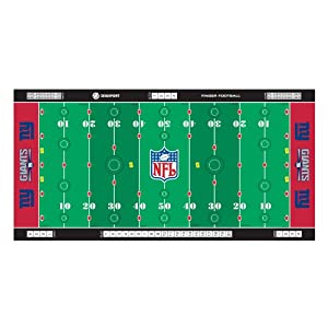 New York Giants Finger Football!