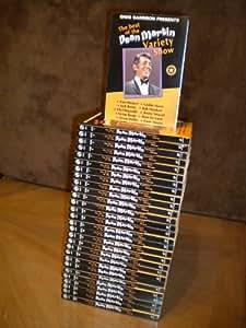 Greg Garrison Presents The Best of The Dean Martin Variety Show Complete 29 DVD Set