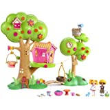Mini Lalaloopsy Treehouse Playset