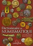 echange, troc Michel Amandry, Michel Dhénin, Michel Popoff, Francine Thierry, Christophe Vellet - Dictionnaire de numismatique