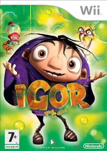 Igor The Game (Nintendo Wii)
