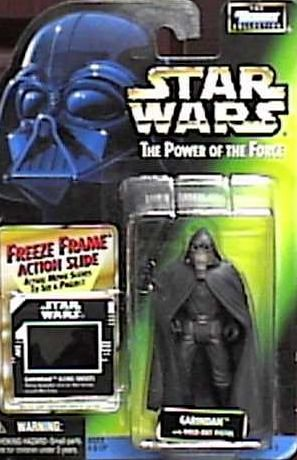 Star Wars: Power of the Force Freeze Frame Garindan Action Figure