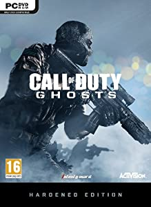 Call of Duty: Ghosts - Amazon-exclusive Hardened Edition (PC DVD)