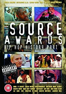 The Best Of The Source Awards [DVD]