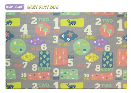 Baby Care Play Mat Letters Amp Numbers Large 11street My