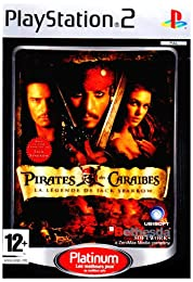 Pirates des Caraibes: La legende de Jack Sparrow Platinum