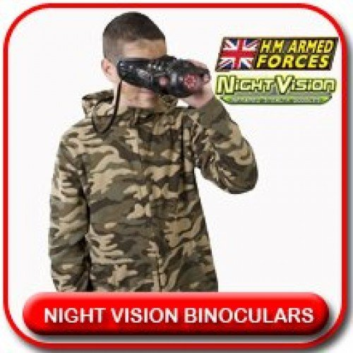 Character HM Armed Forces Night Vision Binoculars