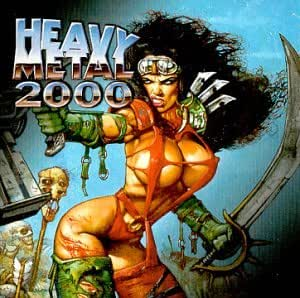 Heavy Metal 2000  (D