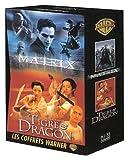 echange, troc Matrix / Tigre & Dragon - Coffret 2 VHS