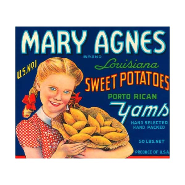 Sweet Potatoes Poster