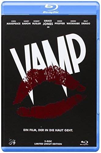 Vamp - Black Edition/Uncut [Blu-ray] [Limited Edition]
