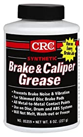 CRC 5359 Brake Caliper Synthetic Grease, 8 Wt Oz