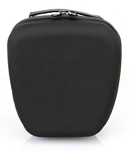 Maxiset Kameratasche Bilora 369-1 Shell Bag Reflex Hardcase Tasche schwarz + Ersatzakku DMW-BLC12E + 32GB SD Karte für Panasonic Lumix DMC-FZ200, DMC-G5 mit14-42mm Objektiv