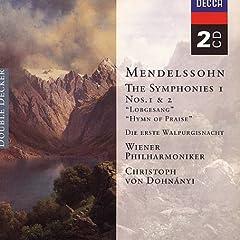 Mendelssohn les symphonies 51TFH5GD70L._AA240_