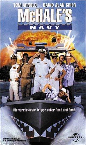 McHale's Navy [VHS]