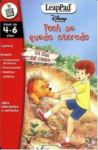 Spanish Pooh Gets Stuck Book - 1