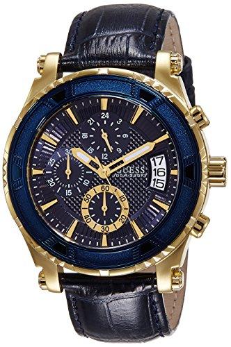 Guess  W0020L1 - Reloj de lujo para mujer, color blanco