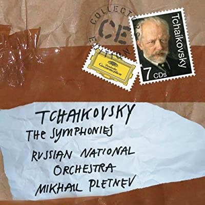 Tchaikovsky: The Symphonies