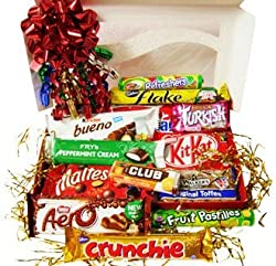 British Sweets Christmas Gift Box by Australian Products Co.
