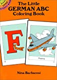 img - for The Little German ABC (Dover Little Activity Books) book / textbook / text book