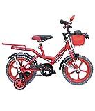 Zeus Kiddie Red 14t Bicycle