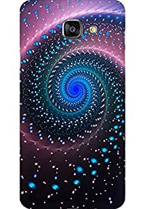 AMEZ designer printed 3d premium high quality back case cover for Samsung Galaxy A7 2016 (eye catching art)