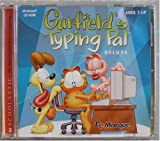Garfields Typing Pal Deluxe De Marque