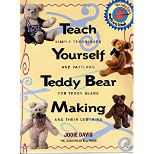 Amazon.com: The Knitted Teddy Bear: Make Your Own Heirloom Toys