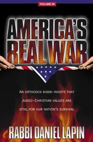 Americas Real War, DANIEL LAPIN