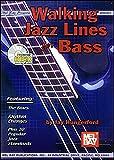 Mel Bay Walking Jazz Lines for Bass (Paperback)