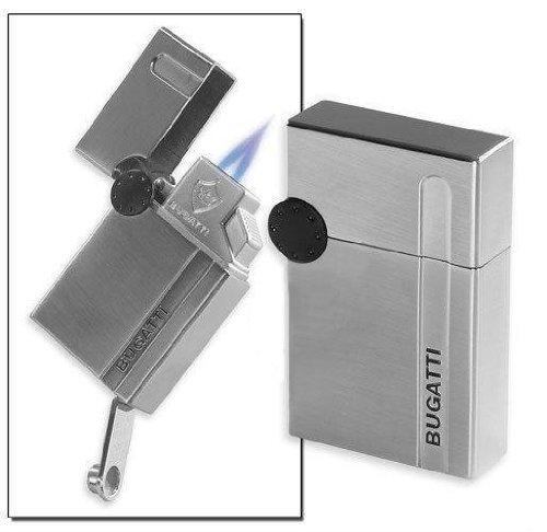 bugatti-b-2002-butane-cigar-torch-lighter-dual-flame-dual-torch-brushed-silver