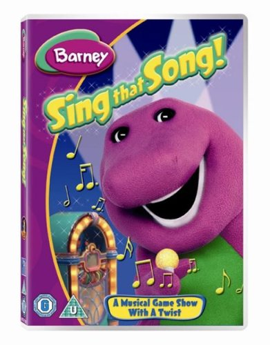 Barney - Sing That Song [DVD]