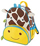 Skip Hop Zoo Packs Little Kid Backpacks, Giraffe