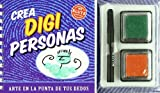 Crea Digi Personas / Draw Thumb People (Spanish Edition)