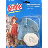 Little Orphan ANNIE FASHIONS Outfit DRESS UP COAT & Beret The World Of Annie Knickerbocker (1982)