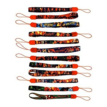 Set A Shopping Price Drop Alert For Marvel Superhero Wristbands Vending Toys Set of 12 Great for Party Favors Goodie Bags