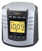 Timex T300B Digital Tuning Clock Radio with Nature Sounds