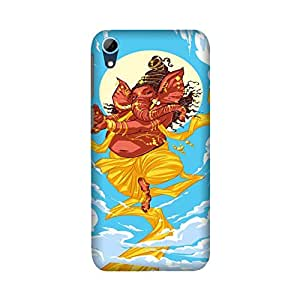 StyleO HTC Desire 826 Designer Printed Case & Covers Matte finish Premium Quality (HTC Desire 826 Back Cover) - Lord Ganesha