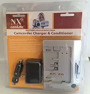 NXe CamLife NiCd-NiMH Universal Battery Charger