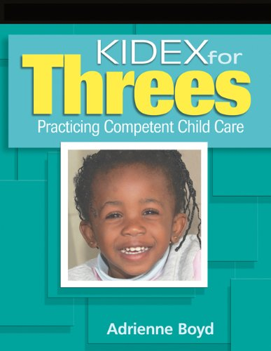KIDEX for Three's: Practicing Competent Child Care