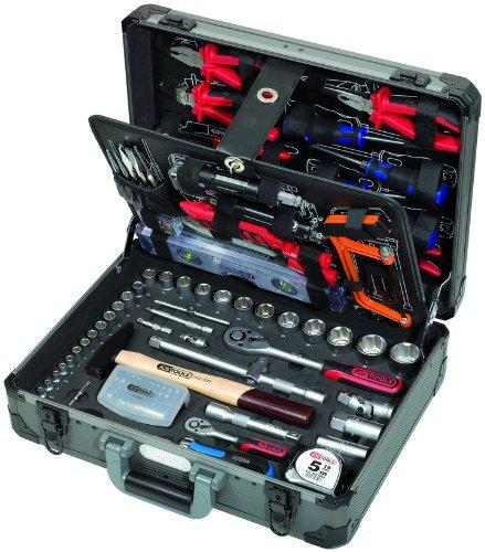 ks tools werkzeugsortiment im koffer 127 tlg. Black Bedroom Furniture Sets. Home Design Ideas