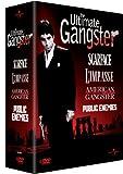 echange, troc The Ultimate Gangster - Coffret - American Gangster + Scarface + L'impasse + Public Enemies