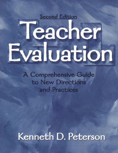 Teacher Evaluation: A Comprehensive Guide to New...