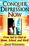 img - for Conquer Depression Now: From Sad to Glad at Home, School and Work book / textbook / text book