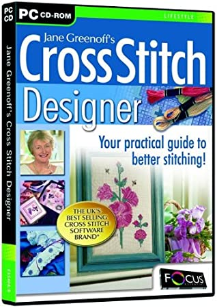 CROSS STITCH DESIGNER - JANE GREENOFF