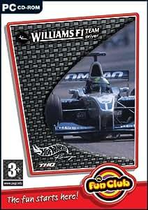 PC Fun Club: Hot Wheels Williams F1 Team Driver (PC CD)