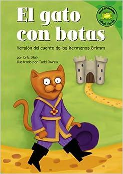El gato con botas: Versión del cuento de los hermanos Grimm (Read-it