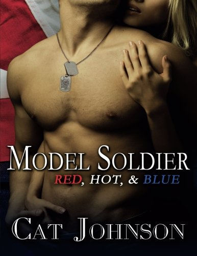 Image of Model Soldier (Red, Hot & Blue)