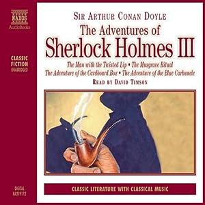 The Adventures of Sherlock Holmes III | [Arthur Conan Doyle]
