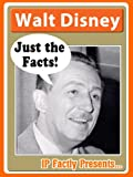 Walt Disney - Just the Facts! Biography for Kids